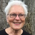 Margaret Erickson headshot portrait